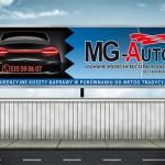 MG-Auto Szyld